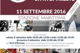 Maratona Fotografica Città di Trieste 2016 – 11 Settembre 2016