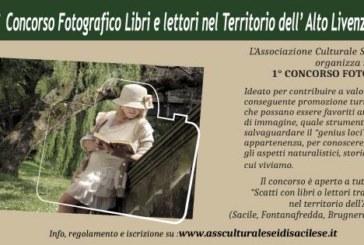 """Concorso Fotografico """"Libri e Lettori nel territorio dell' Alto Livenza"""" – Scadenza 15 Ottobre 2016"""