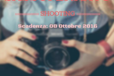 Concorso Fotografico Sassoferrato Shooting – Scadenza 08 Ottobre 2016