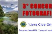 """3° CONCORSO FOTOGRAFICO """"Lions Club Ortona"""" – Scadenza 23 Ottobre 2016"""