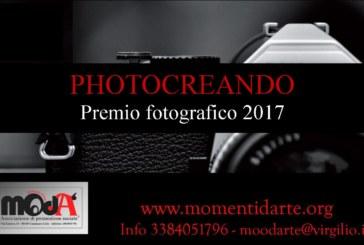 Photocreando 2017 – Scadenza 10 Dicembre 2016