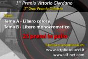 """6° Concorso Nazionale """"Trofeo Città di Luzzi"""" – Scadenza 31 Ottobre 2016"""