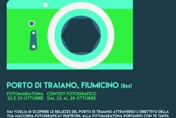 Fotomaratona e Contest Fotografico, porto di Traiano – Scadenza 30 Ottobre 2016