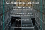 CALL for EXHIBITION + SCREENING – Scadenza 20 Novembre 2016