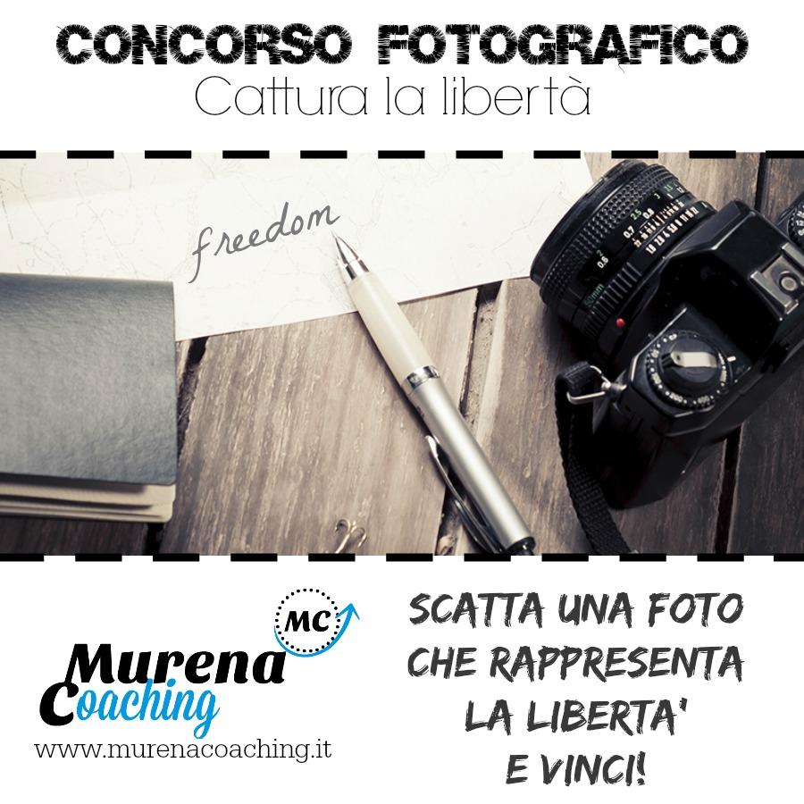 Concorso Fotografico - Cattura la libertà