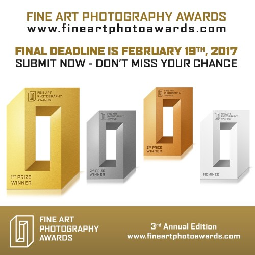 Fine Art Photography Awards 2017
