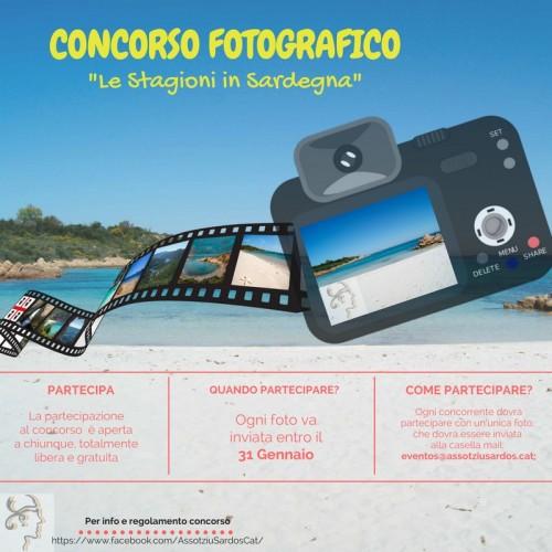 Concorso Fotografico Le Stagioni in Sardegna
