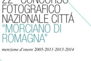 """22° concorso fotografico nazionale """"Città Morciano di Romagna"""" – Scadenza 06 Maggio 2017"""