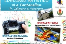 Concorso Artistico la Fontanella – Scadenza 15 Marzo 2017