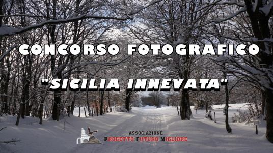 Concorso Fotografico Sicilia Innevata
