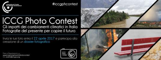 Gli impatti dei cambiamenti climatici in Italia. Fotografie del presente per capire il futuro