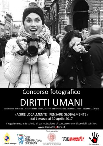 Concorso Fotografico - Diritti Umani - YoUniversity