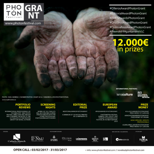 Grant PhotOn Festival 2017