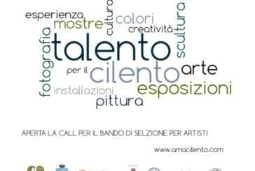 Talento per il Cilento – Scadenza 30 Aprile 2017