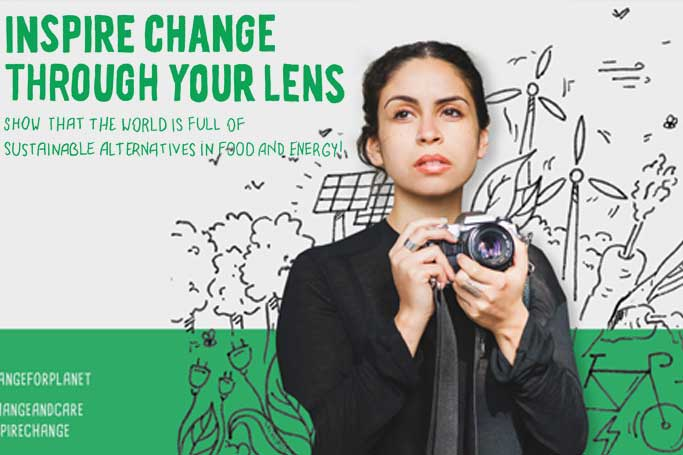 International Photo Competition on Sustainable Lifestyles