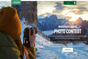 Levissima Photo Contest #everydayclimbers – Scadenza 01 Settembre 2017