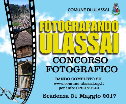 Fotografando Ulassai