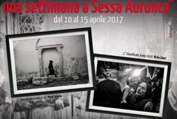 """""""Fotografando la storia… una settimana a Sessa Aurunca"""" – Scadenza 05 Maggio 2017"""