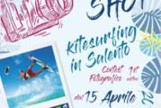 ONE SHOT kitesurfing in Salento – Scadenza 30 Maggio 2017
