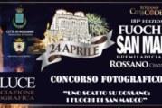 """Uno Scatto su Rossano: """"I fuochi di San Marco"""" – Scadenza 24 Aprile 2017"""