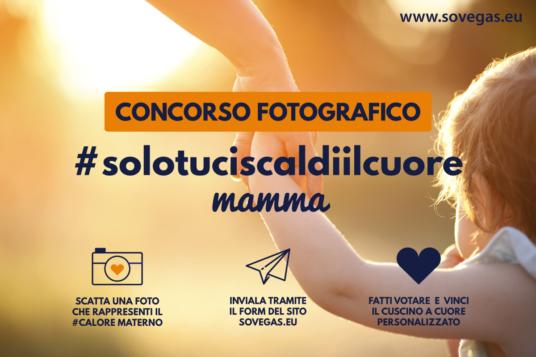 Concorso Fotografico #SOLOTUCISCALDIILCUORE