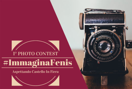 1° Photo Contest #ImmaginaFenis (Aspettando Castello in Fiera)