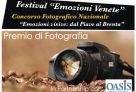 Concorso Fotografico Nazionale 'Emozioni Visive: dal Piave al Brenta' – Scadenza 30 Giugno 2017