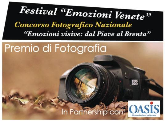 Concorso Fotografico Nazionale 'Emozioni Visive: dal Piave al Brenta'