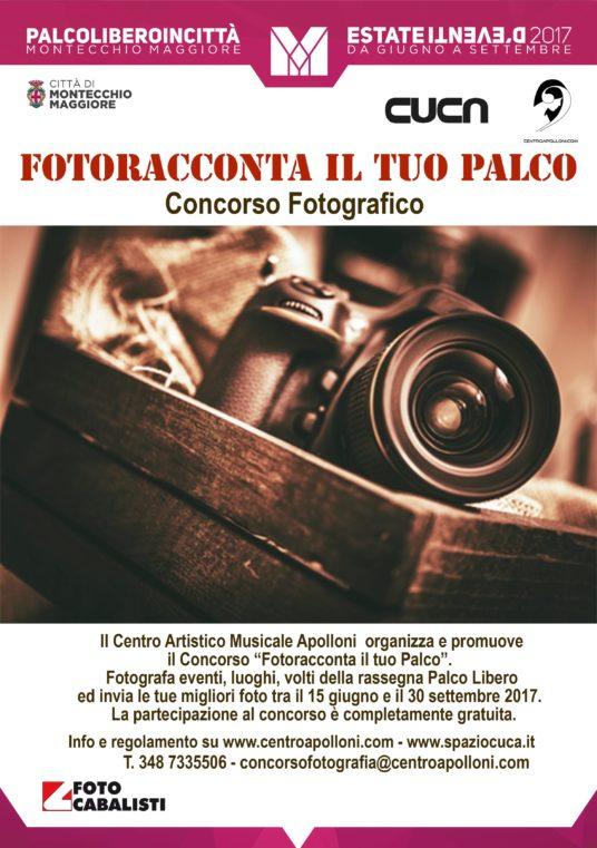 Concorso Fotografico Fotoracconta il tuo palco