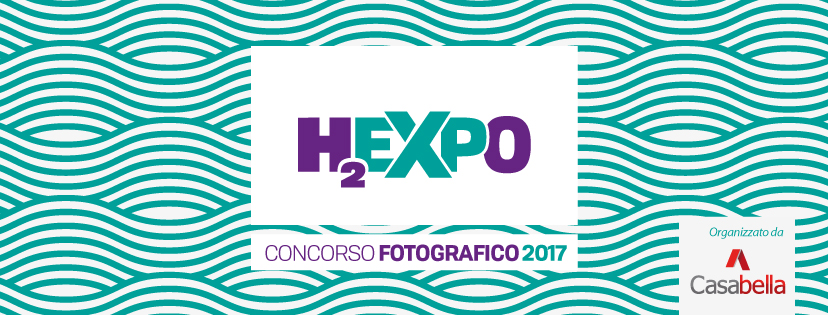 Concorso Fotografico h2EXPO