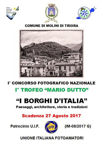 I° Trofeo Mario Dutto