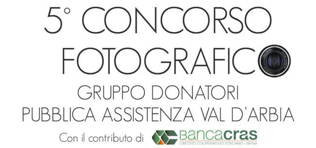 V Concorso Fotografico - Gruppo Donatori P.A. Val d'Arbia