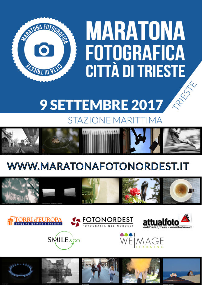 Maratona Fotografica Città di Trieste