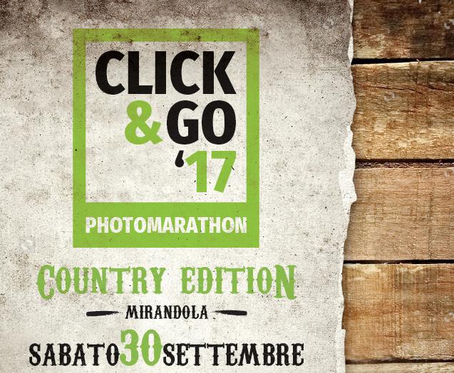 Ckick&Go! 2017 - Country Edition - Maratona fotografica
