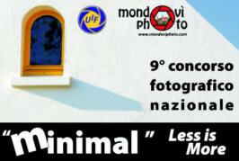 """Minimal – Less is more"" – Scadenza 17 Ottobre 2017"