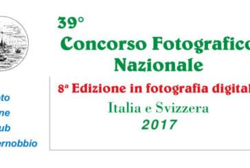 39° Concorso Fotografico Nazionale 2017 – Scadenza 12 Ottobre 2017