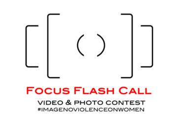 Focus Flash Call – #imagenoviolenceonwomen – Scadenza 19 Novembre 2017