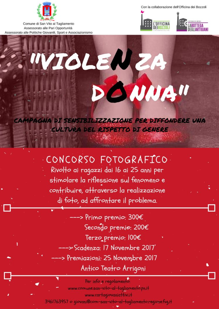 """violeNza dOnna"""