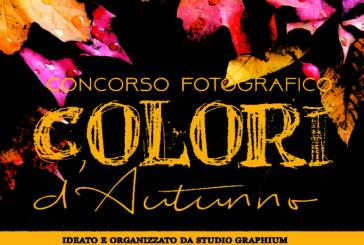Concorso Fotografico Colori d'Autunno – Scadenza 21 Novembre 2017