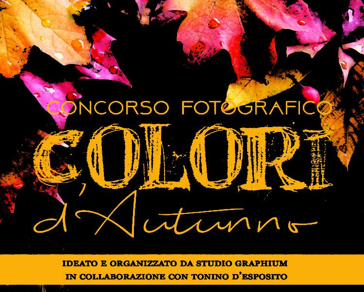 Concorso Fotografico Colori d'Autunno