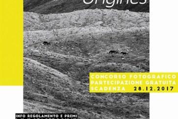 Oltre L'Immagine: Origines – Scadenza 28 Dicembre 2017