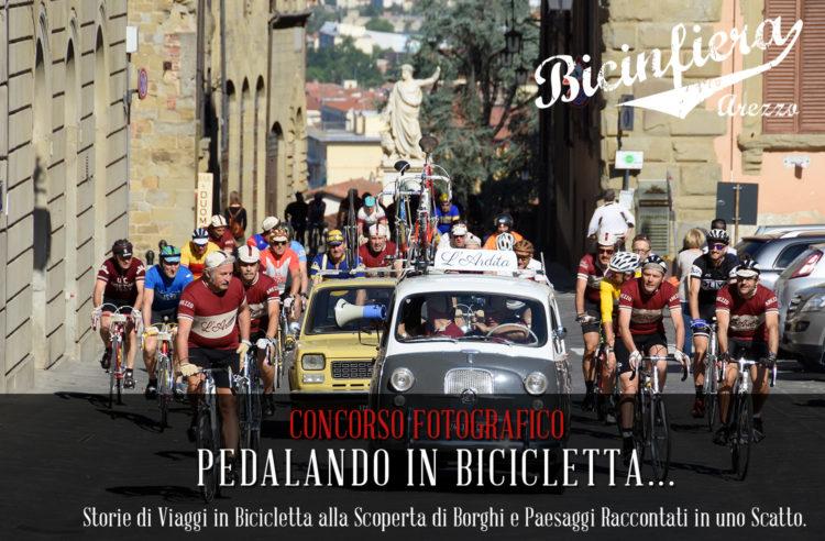 PEDALANDO IN BICICLETTA... Storie di Viaggi in Bicicletta alla Scoperta di Borghi e Paesaggi Raccontati in uno Scatto.