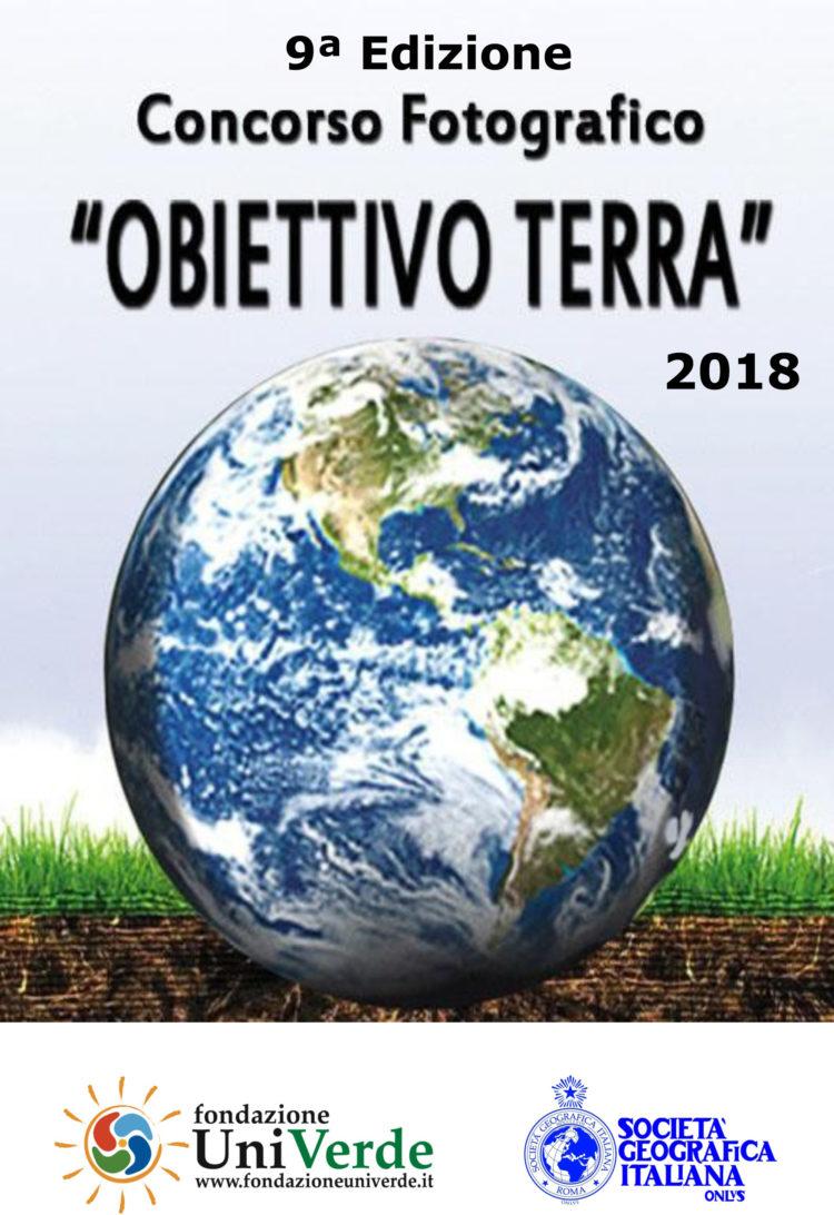Concorso Fotografico Obiettivo Terra 2018