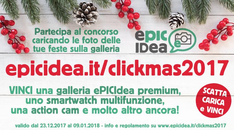 Concorso Fotografico ePIC ClickMas 2017