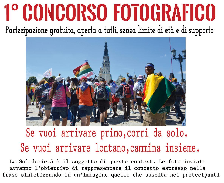 1° Concorso fotografico sulla Solidarietà