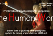 Concorso Fotografico The Human World – Scadenza 11 Marzo 2018