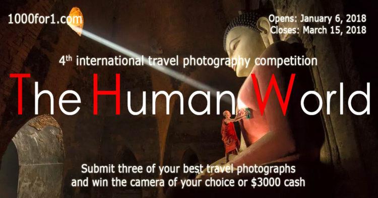 Concorso Fotografico The Human World