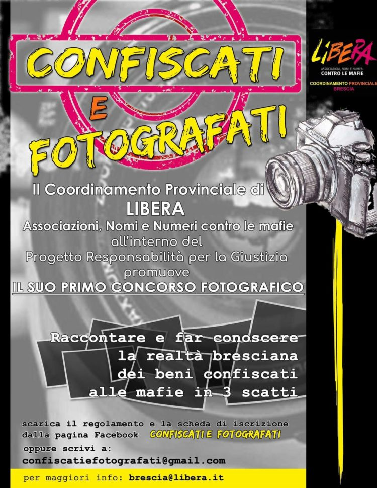Concorso Fotografico Confiscati e Fotografati