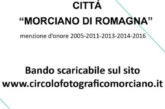 """23° Concorso Fotografico Nazionale """"Città Morciano di Romagna"""" – Scadenza 19 Maggio 2018"""