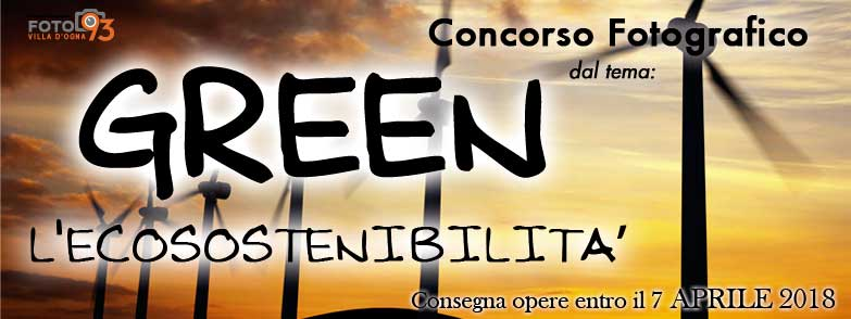 GREEN, l'ecosotenibilità